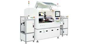 струйный маркировщик печатных плат kiheung серии kij-900