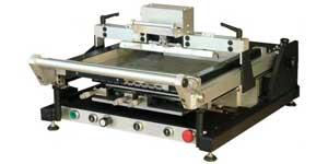 полуавтоматический трафаретный принтер mechatronic systems s30