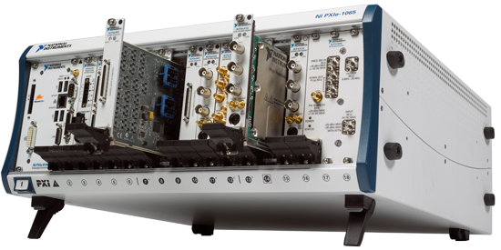 National Instruments PXI