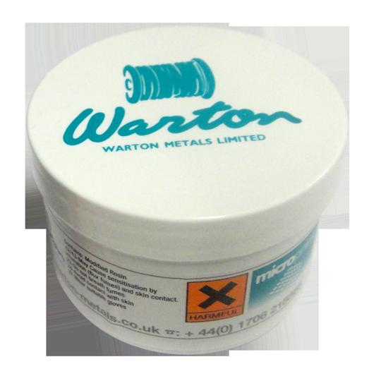свинцовая паяльная паста warton microprint p2004