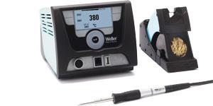 Цифровая сенсорная одноканальная паяльная станция Weller WX 1010